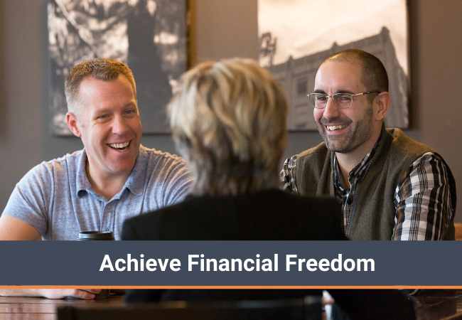 Achieve Financial Freedom with a Business Financial Planner at Flexure